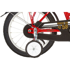 "Vermont Fire Department Childrens Bike 18"" red"